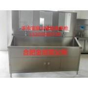 全不锈钢豪华感应洗手池-手术室洗手池