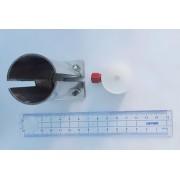小白鼠固定器 老鼠固定器 尾静脉注射固定器 不锈钢 可调节